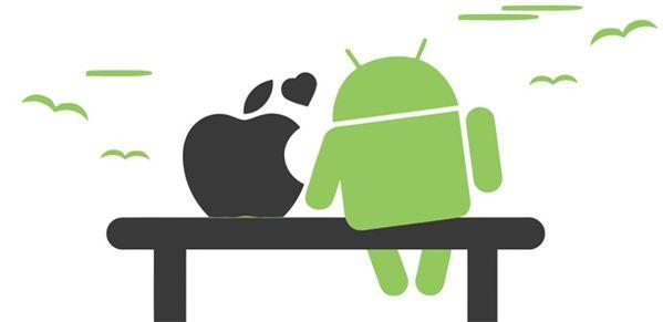 cual es mejor entre Android o iOS