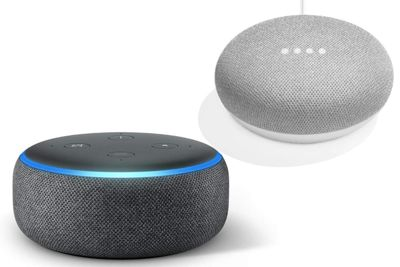 Diferencias entre alexa vs google Nest